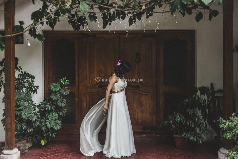 Retratos de novia