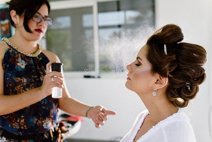 Elena Gonzales Maquilladora