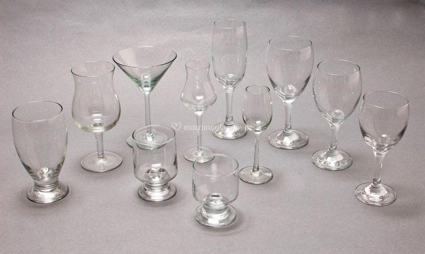 Cristalería clásica