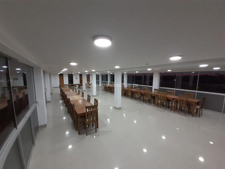 Salón Alagrrobos