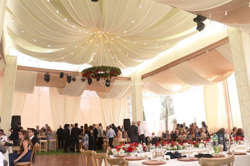 Diseño y producción de boda