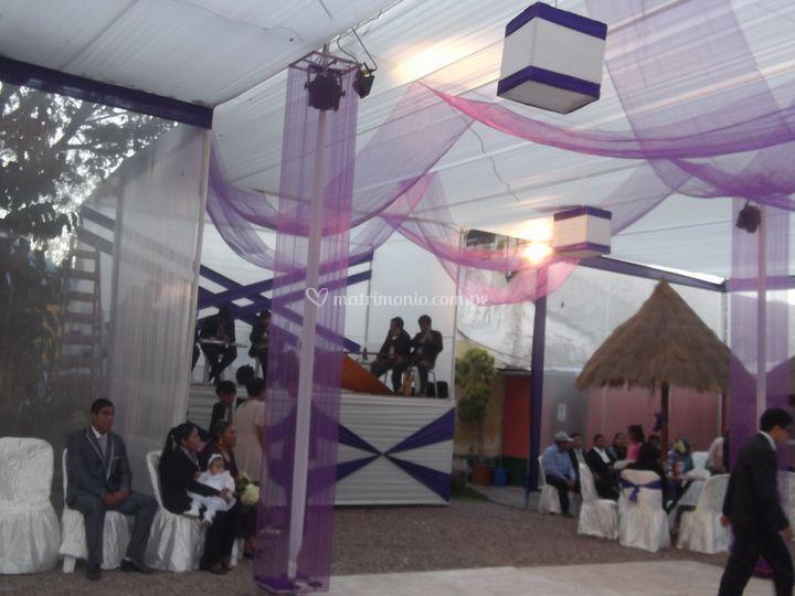 Casavilca  Eventos