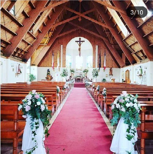 Iglesia arreglos