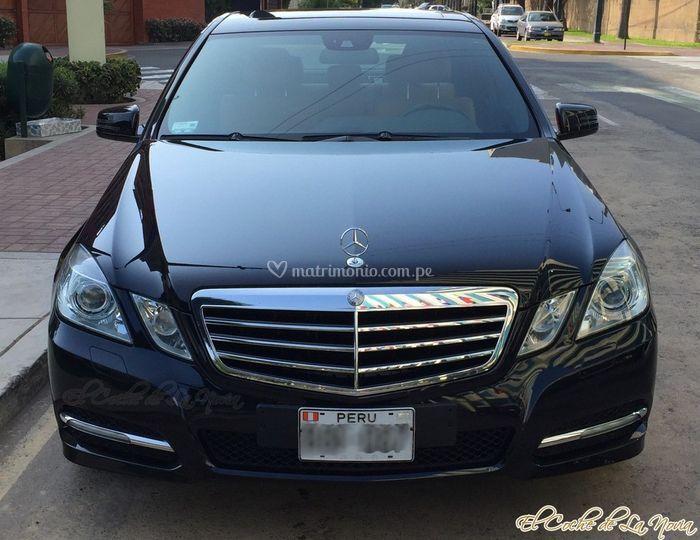Mercedes Benz Clase E250