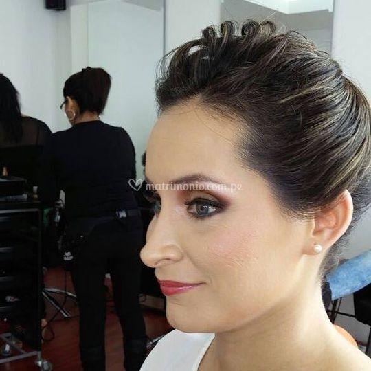 Willy Vértiz Makeup Artist