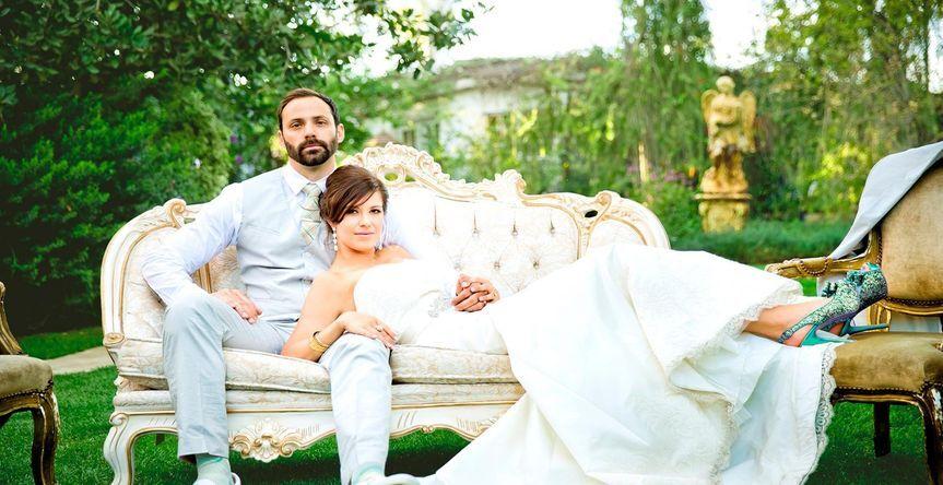 Mariela Heysen Wedding