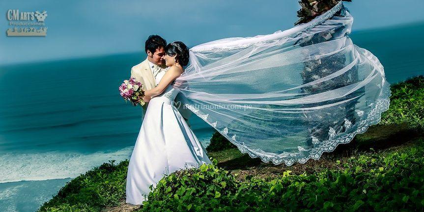 Fotógrafo profesional de bodas