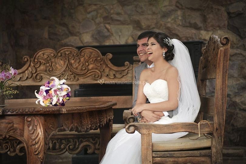 Marianella y Javier