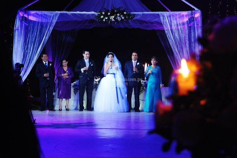 Discurso de la novia