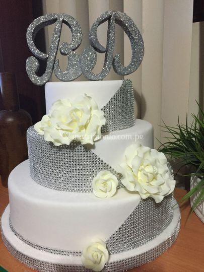 Torta elegancia