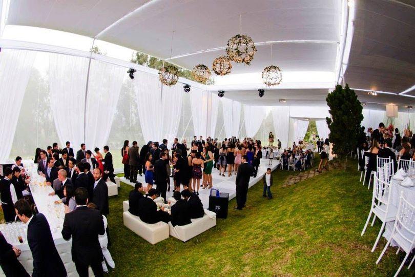 Para grandes bodas
