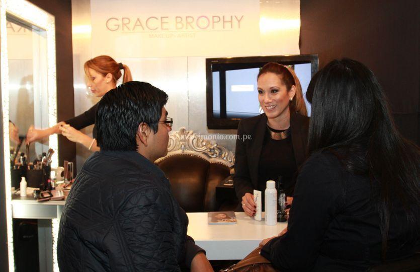 MakeUp Grace Brophy