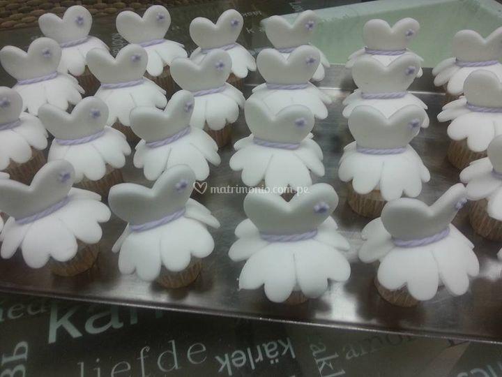 Cupcakes temático