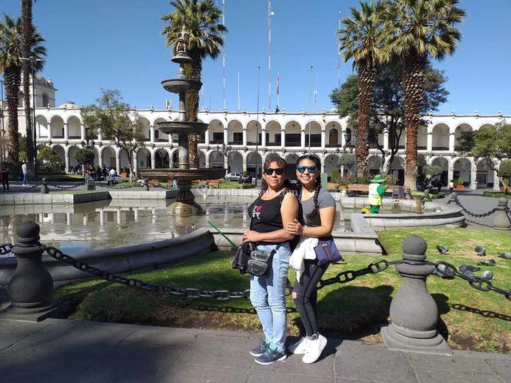 Plaza de armas aqp