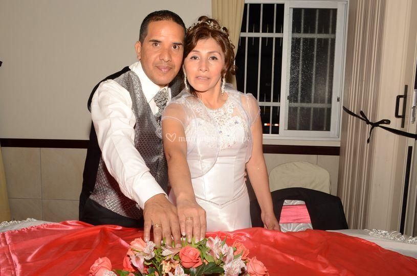 Betty & Raul