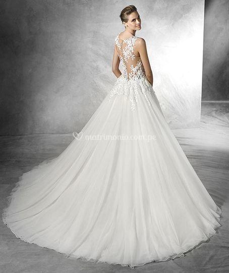 Precio vestido novia valenzuela atelier