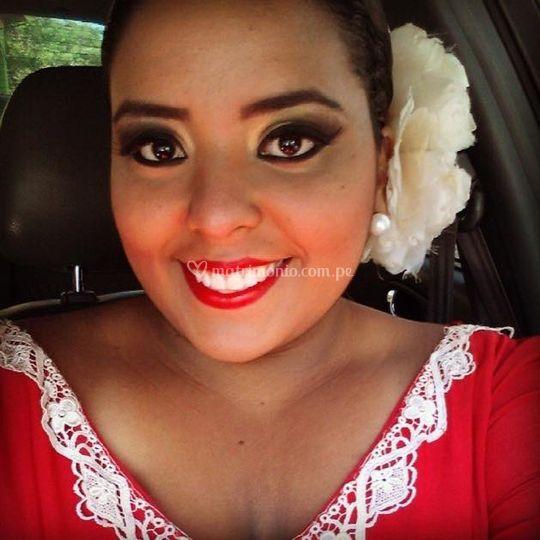 Maquillaje para baile