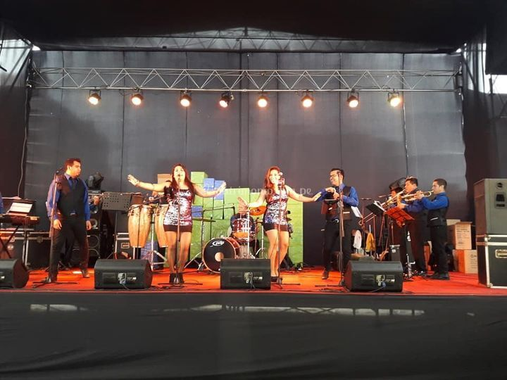 M.A.C.S Banda Show
