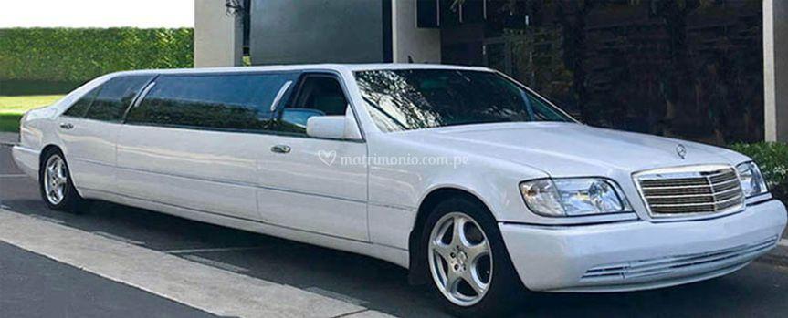 Limousine Mercedes Benz
