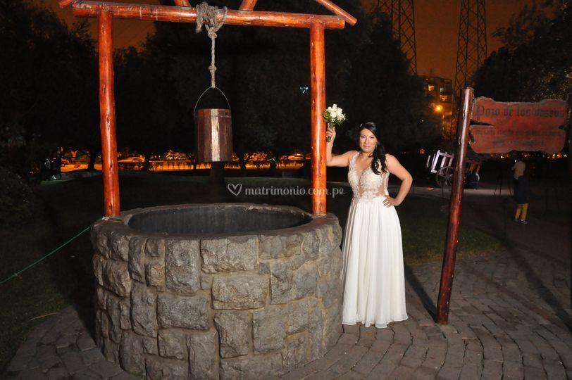 Paseo boda cicil