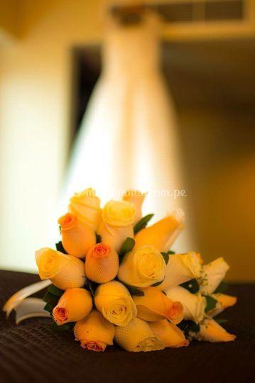 Bouquet/bouttoniers