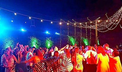 DJ Patrick Sonido e Iluminación