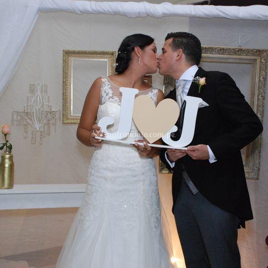 Fotos artísticas de novias