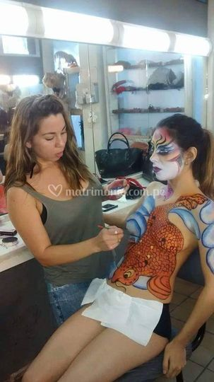 Novias Make Up Karen Rubio