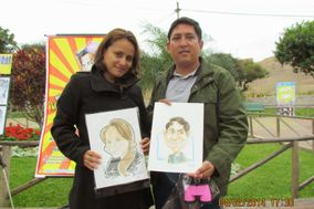 Caricaturas Perú