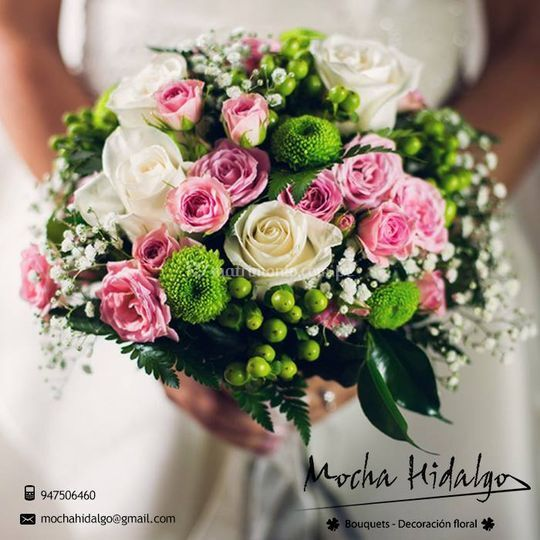 Mocha Hidalgo Atelier Floral