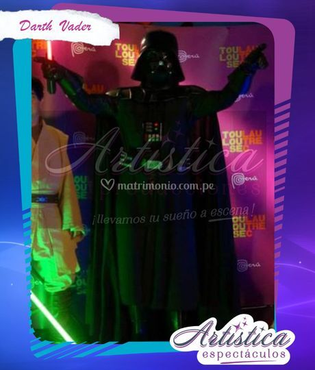 Darth Vader (Original - 2 mt.)