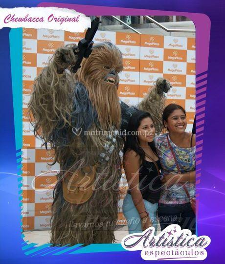 Chewbacca Original (2.10 mt)