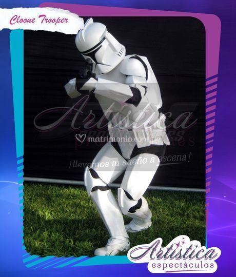 Cloone Trooper