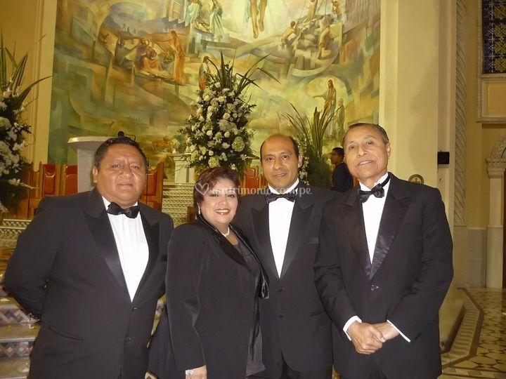 Cuarteto Catedral n. Chimbote