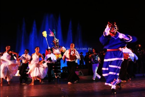 Show afroperuano