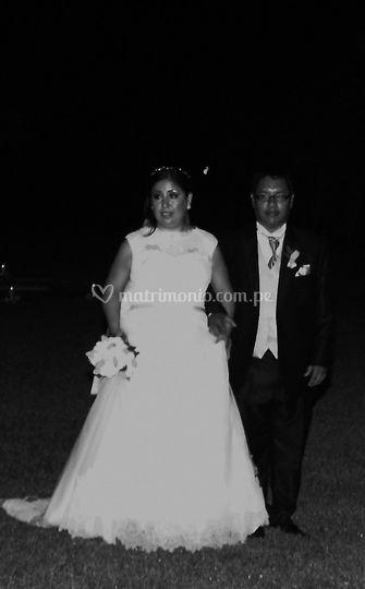 Matrimonio de Brenda y Diego