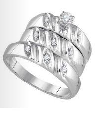 Diamante con plata