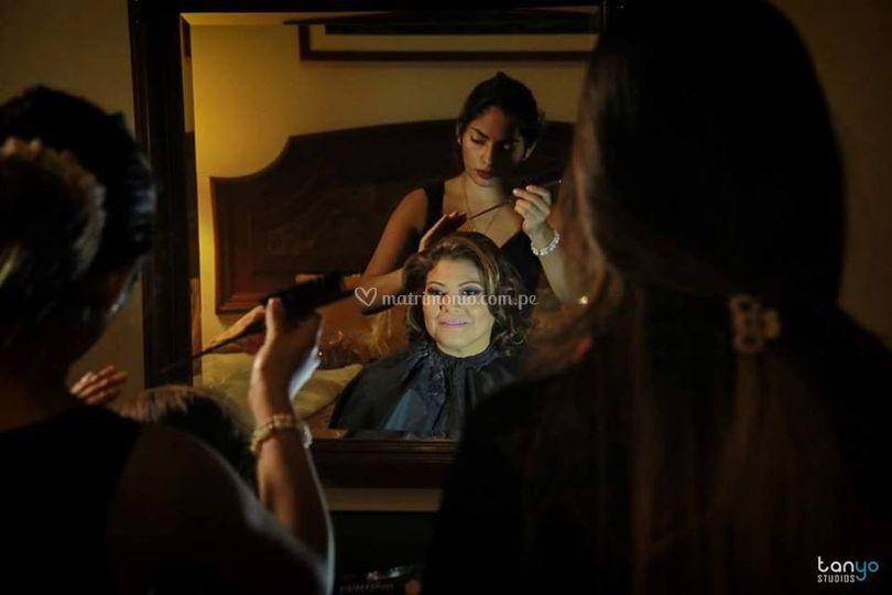 Gianina Solis Make up & Hair