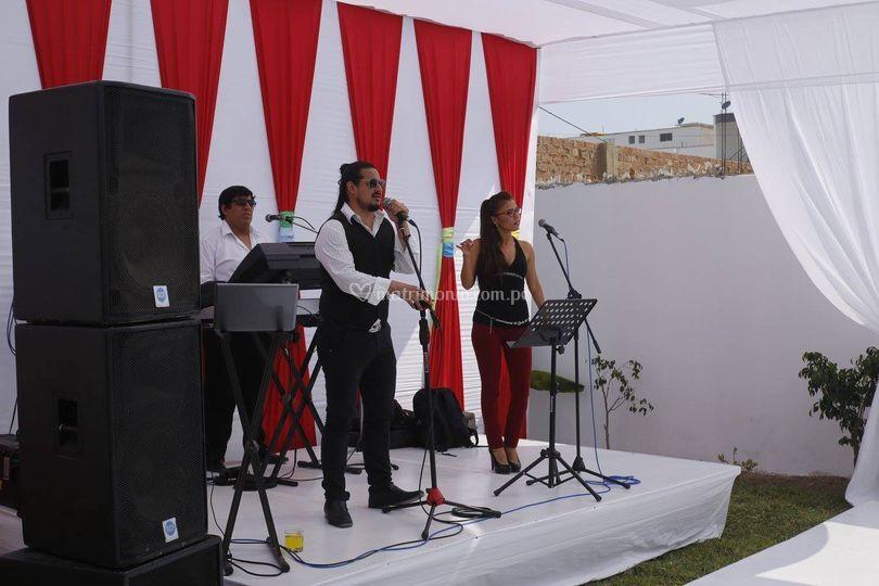 Orquesta o grupo musical