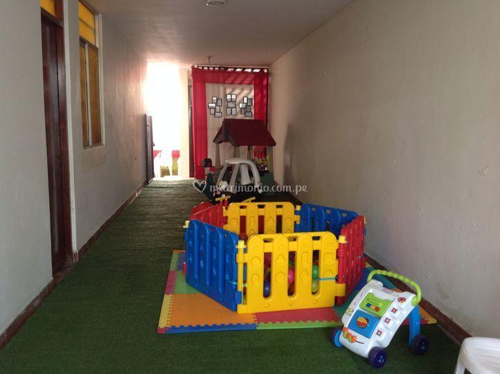 Fiesta infantil play ground