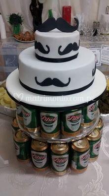 Torta para hombre