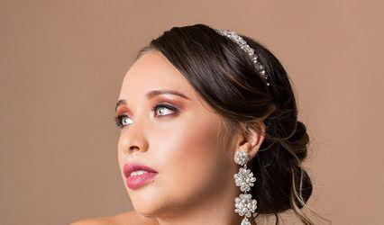 Samia Mitri Make up Artist 2