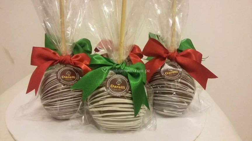 Ricos chocolates
