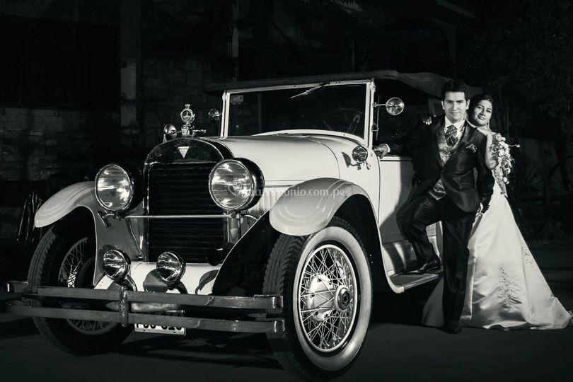 Hudson 1925 novios
