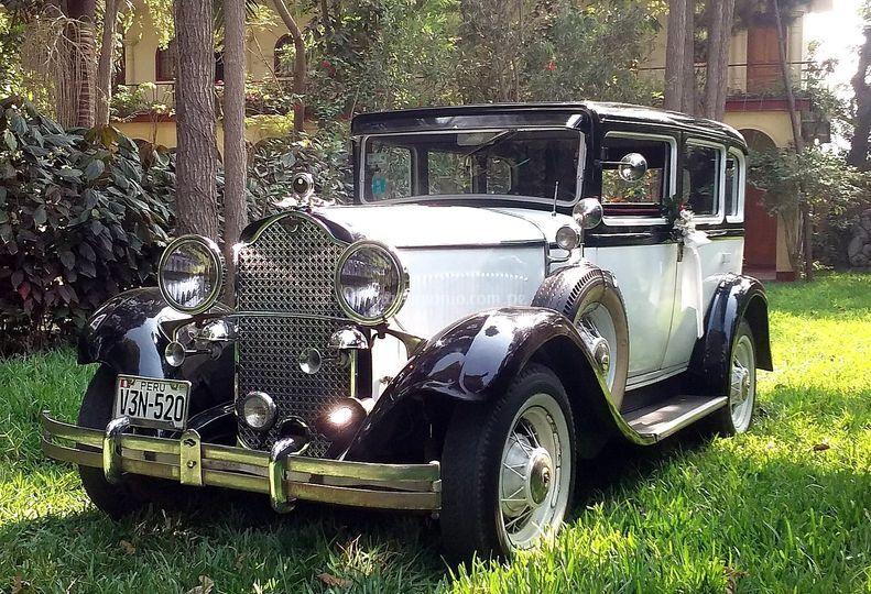 Carcochita Dodge año 1930 de FyS Carcochitas