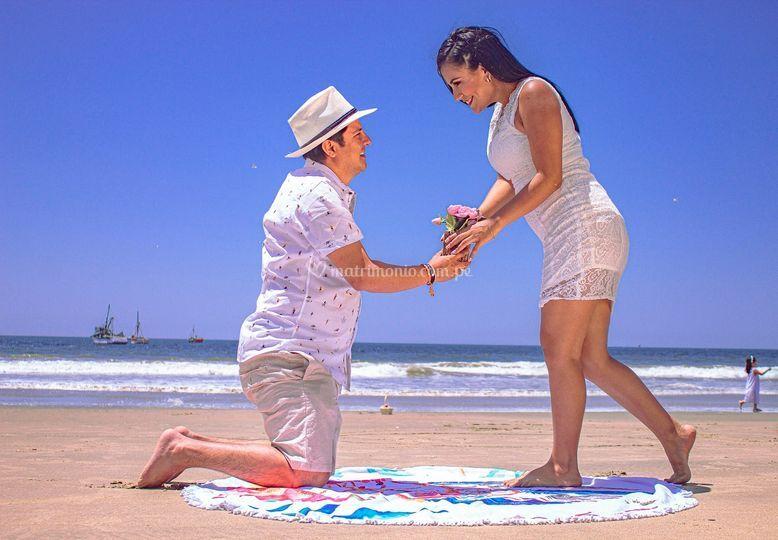 Kathy y Jorge