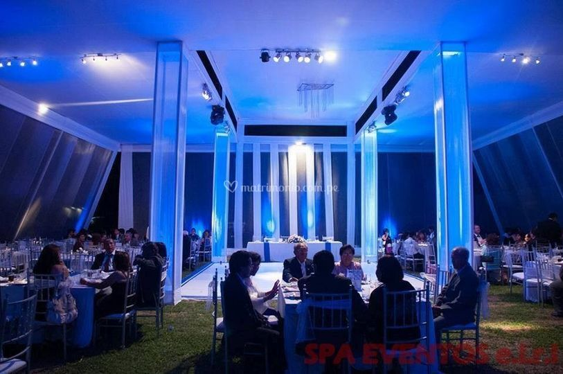 Toldos arquitectonicos de darant catering eventos fotos for Proveedor de toldos
