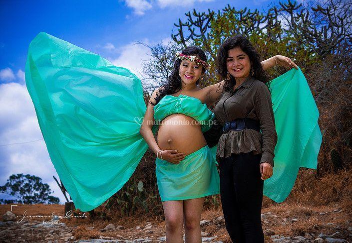 Sesiones de embarazos