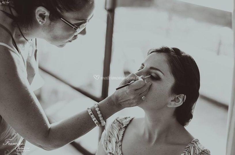 Maquillaje sesión