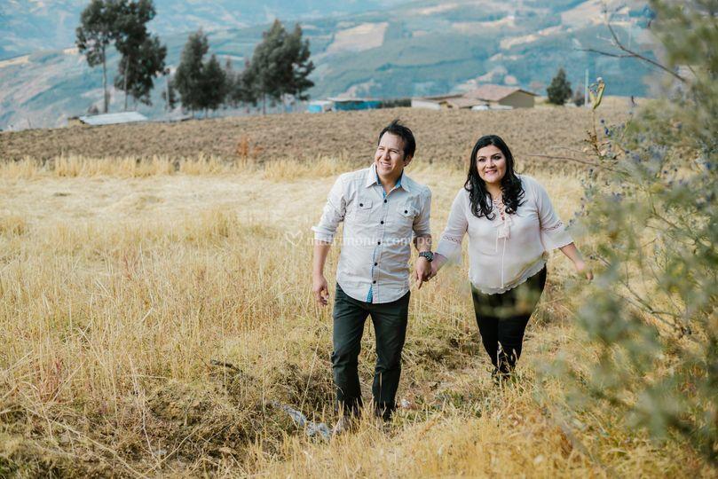 Frank & Mirtha